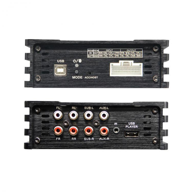 31Bands-4x150W-Car-Digital-Audio-Processor-DSP-Amplifier-Bluetooth-WIFI-Function thumbnail 4